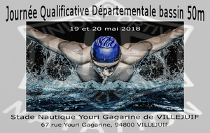 Journée Qualificative Départementale #4, bassin 50m
